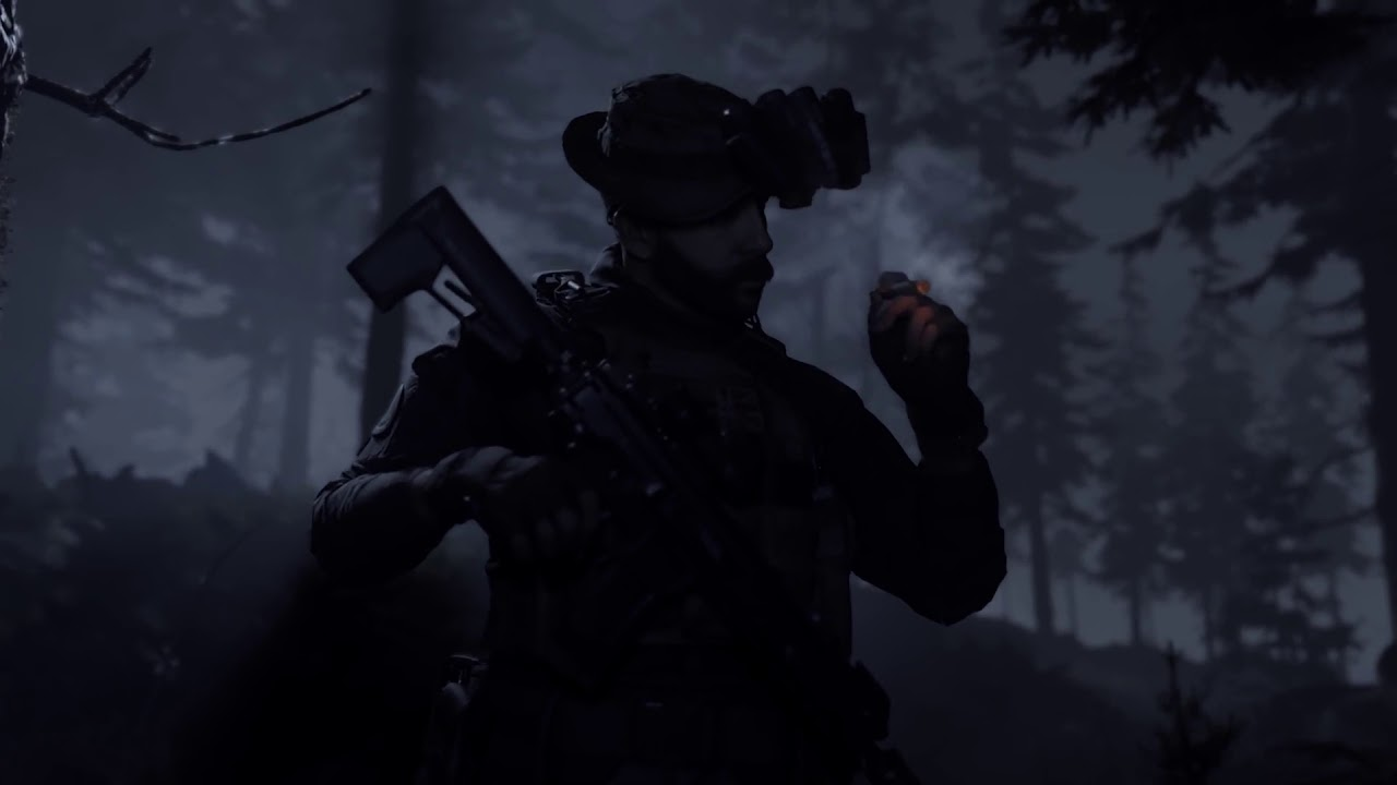 Call Of Duty Modern Warfare Gameplay Trailer In Game Footage