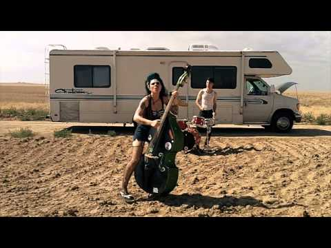 The Living Deads - Everything is Broke (But Our Love) Official Music Video