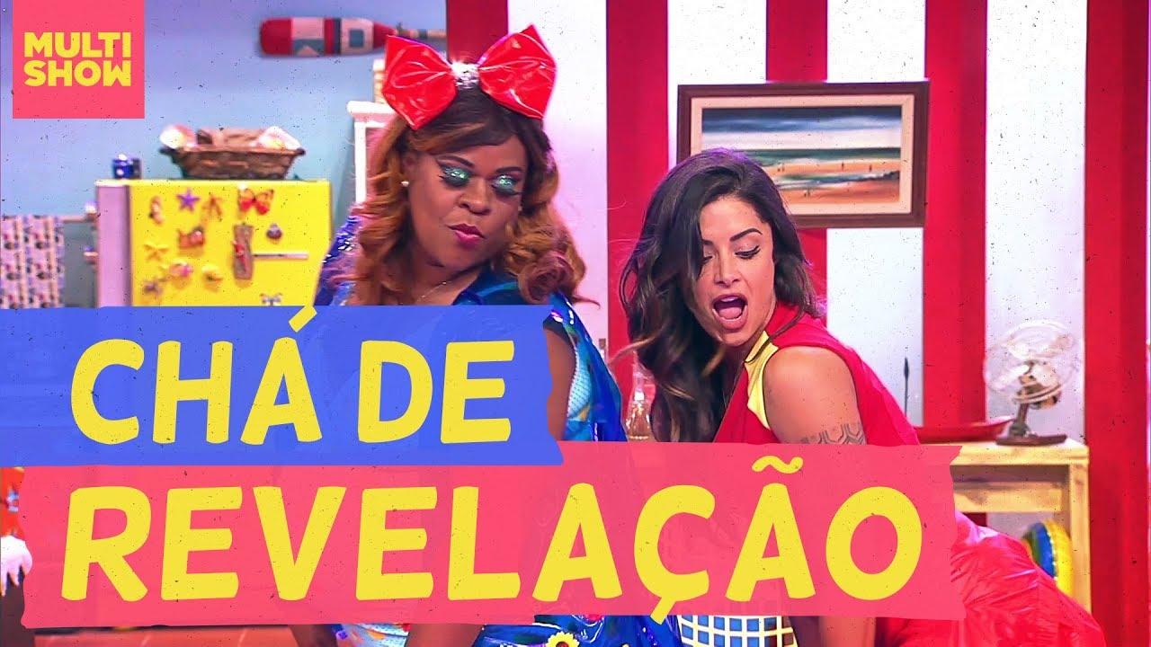 ***** Chá De Revelação | Vai Que Cola | Pré Temporada | Humor Multishow *****