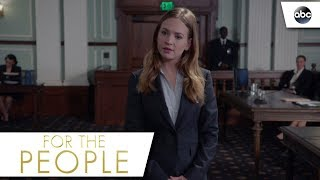 Sandra Bell's Passionate Closing - For The People