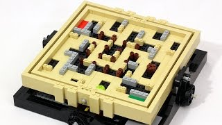 LEGO 21305 Gauntlet Maze Playthrough