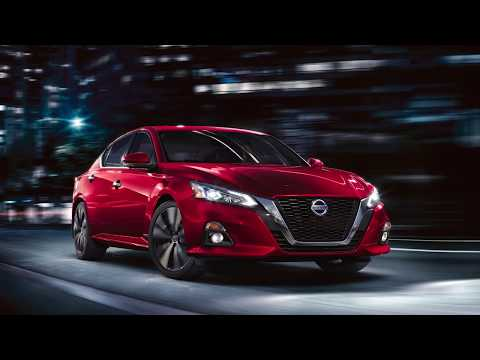 2019 Nissan Altima - Tire Pressure Monitoring System (TPMS) with Easy-Fill Tire Alert
