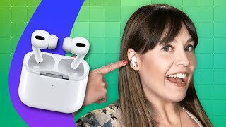AirPods Pro have 3 key features and iOS 13.2 is here