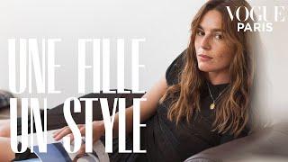 Inside Éléonore Toulin's Parisian apartment | Une Fille, Un Style | Vogue Paris