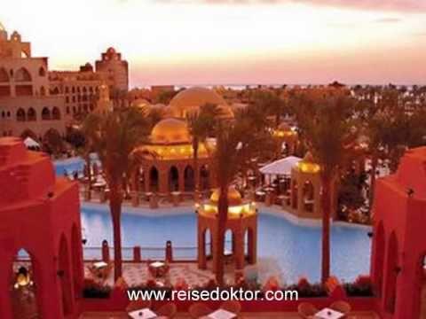 Reisen Hurghada: 5* Hotel Makadi Palace, Ägypten