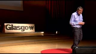 What causes wellness | Sir Harry Burns | TEDxGlasgow