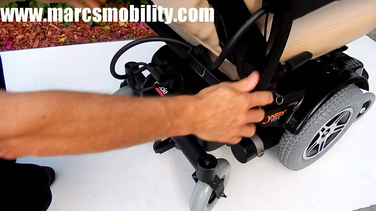Pride Mobility Jazzy 1121 By Marcs Youtube 1170 Wiring Diagram