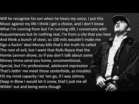 Mac Miller- The Star Room Lyrics