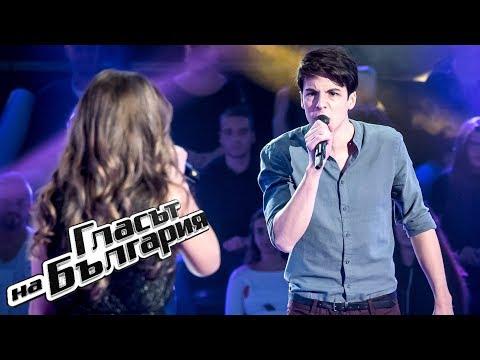 Стела vs Тино – Wonderful Life | Вокални двубои | Гласът на България 2019