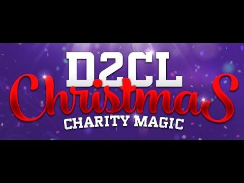 [ARDM] NLG vs CISR - D2CL Christmas Charity Magic - @TobiWanDOTA @DotaCapitalist