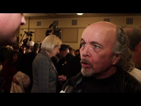 What Clint Howard thinks of the 2016 race