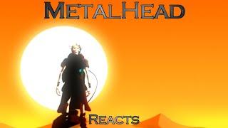 "METALHEAD REACTS to ""Evig Vandrar"" by Kvelertak"