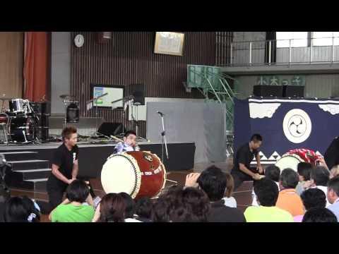 Miyake Taiko KODO Earth Celebration 2011