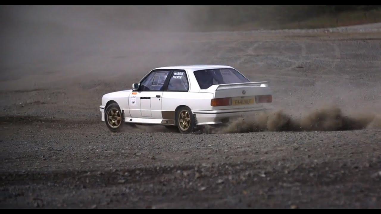 CHRIS HARRIS - Building the E30 M3 Rally Car - YouTube