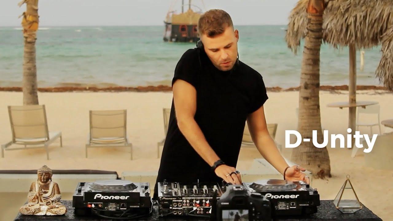 D-Unity - Live @ Radio Intense, Punta Cana, Dominican Republic 28.7.2021 / Techno DJ Mix