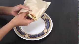 How To Make A Cheesy Sandwich With Toastie Bags