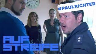 SpeedDating oder miese Betrugsmasche - Wo ist das Geld? | #PaulRichterTag | Auf Streife | SAT.1 TV