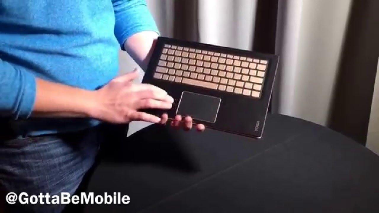 למעלה Lenovo Yoga 900s Hands On - YouTube KP-36