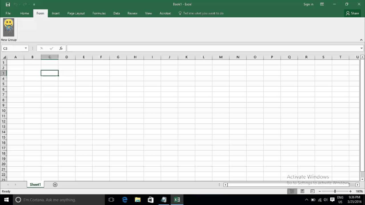 Staff Database  Excel Awesome Userform Database  Online