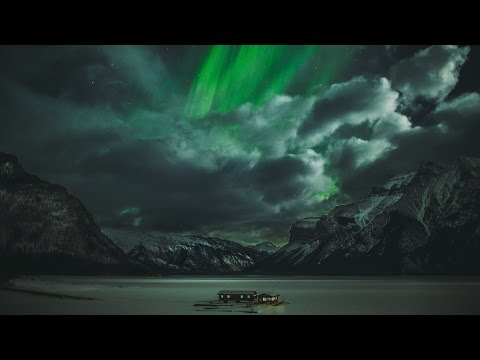 Alberta's Northern Lights Time-Lapse: 6,500+ Photos Shot Over 2 Years