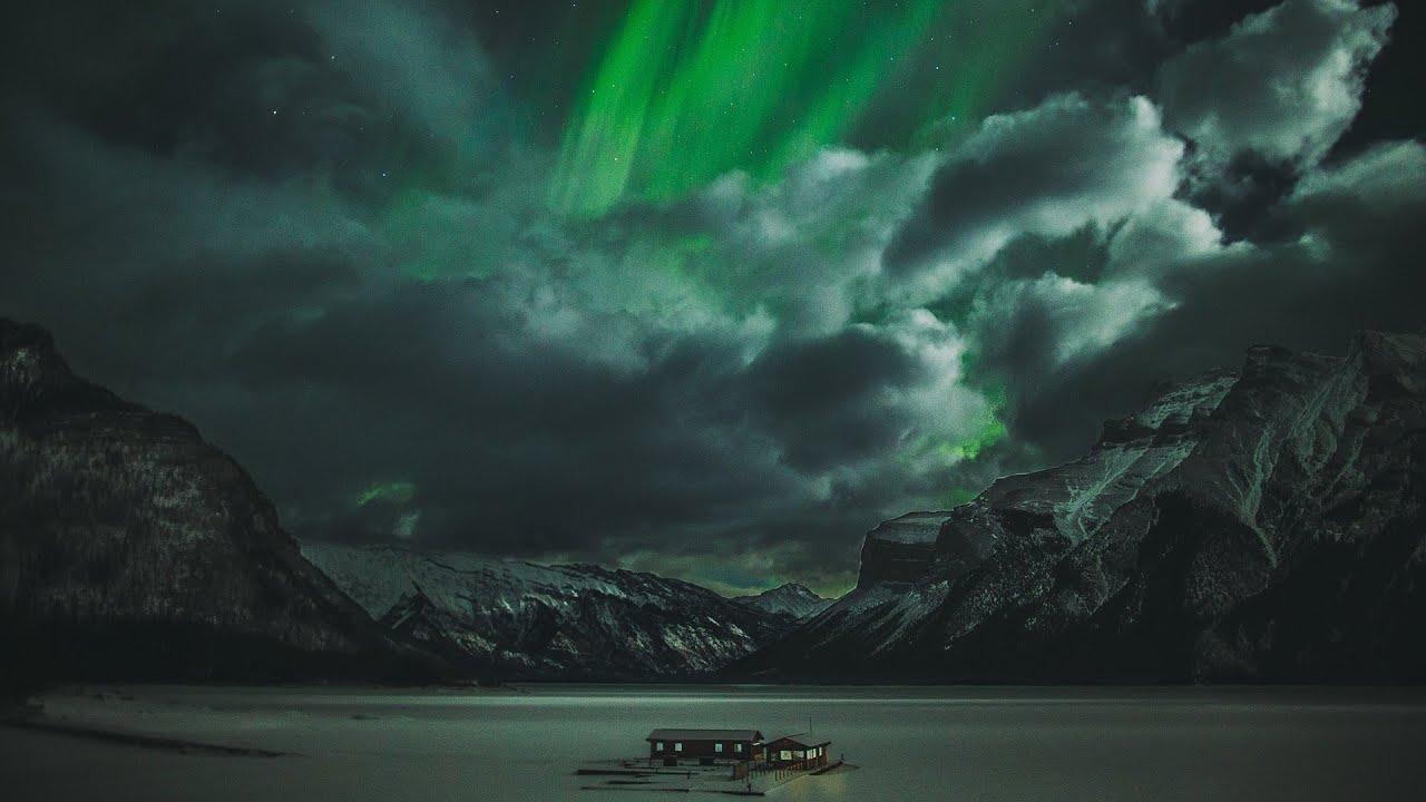Alberta's Northern Lights - YouTube