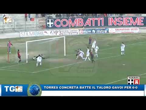 TORRES CONCRETA BATTE IL TALORO GAVOI PER 6-0