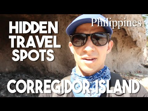 Best Travel Destinations of the Philippines (Corregidor Island Experience)