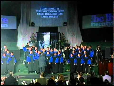 I Can't Hold It-Come Home- Indiana Bible College