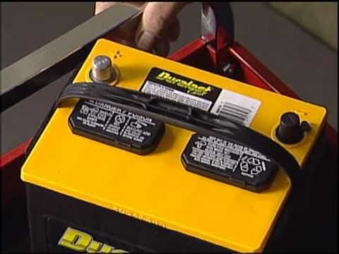 Intro To Car Batteries Autozone Car Care Youtube