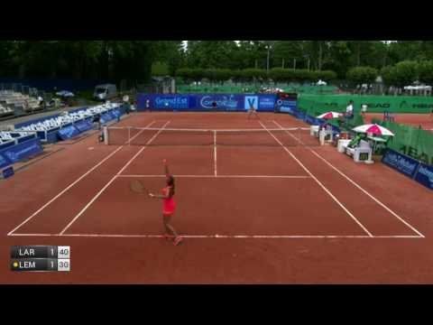 Larsson Johanna v Lemoine Quirine  2017 ITF Contrexeville