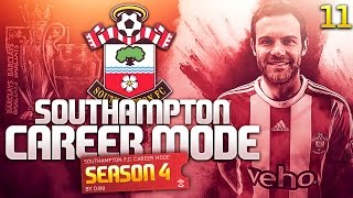 FIFA 15 Career Mode - THE SPECIAL JUAN! CHAMPIONS LEAGUE RETURNS! - Southampton Season 4 Episode 11