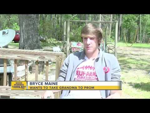 Alabama school bans grandma from prom