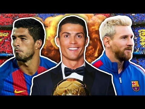 Barcelona To Win The Treble & Ronaldo To Win Ballon d'Or?! | W&L