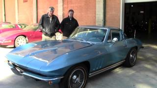 1965 Corvette NCRS Top Flight