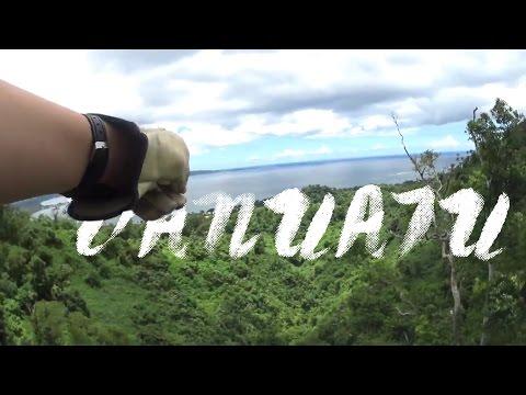 Cruise Edit :: Part 3 - Ziplining in Vanuatu!
