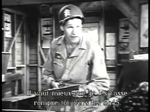 At War with the Army - full movie (with Jerry Lewis)