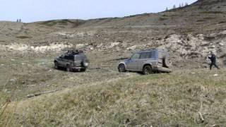 Бездорожье в горах. Джип туры Алтай. Чулышман.(Организую комбинированные экспедиции по Алтаю на джипах Toyota Land Cruiser. Это яркие и активные туры на внедорожн..., 2013-02-28T07:46:47.000Z)