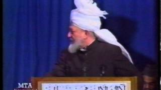 Jalsa Salana Norway 1996 - Concluding Session and Address by Hazrat Mirza Tahir Ahmad (rh)
