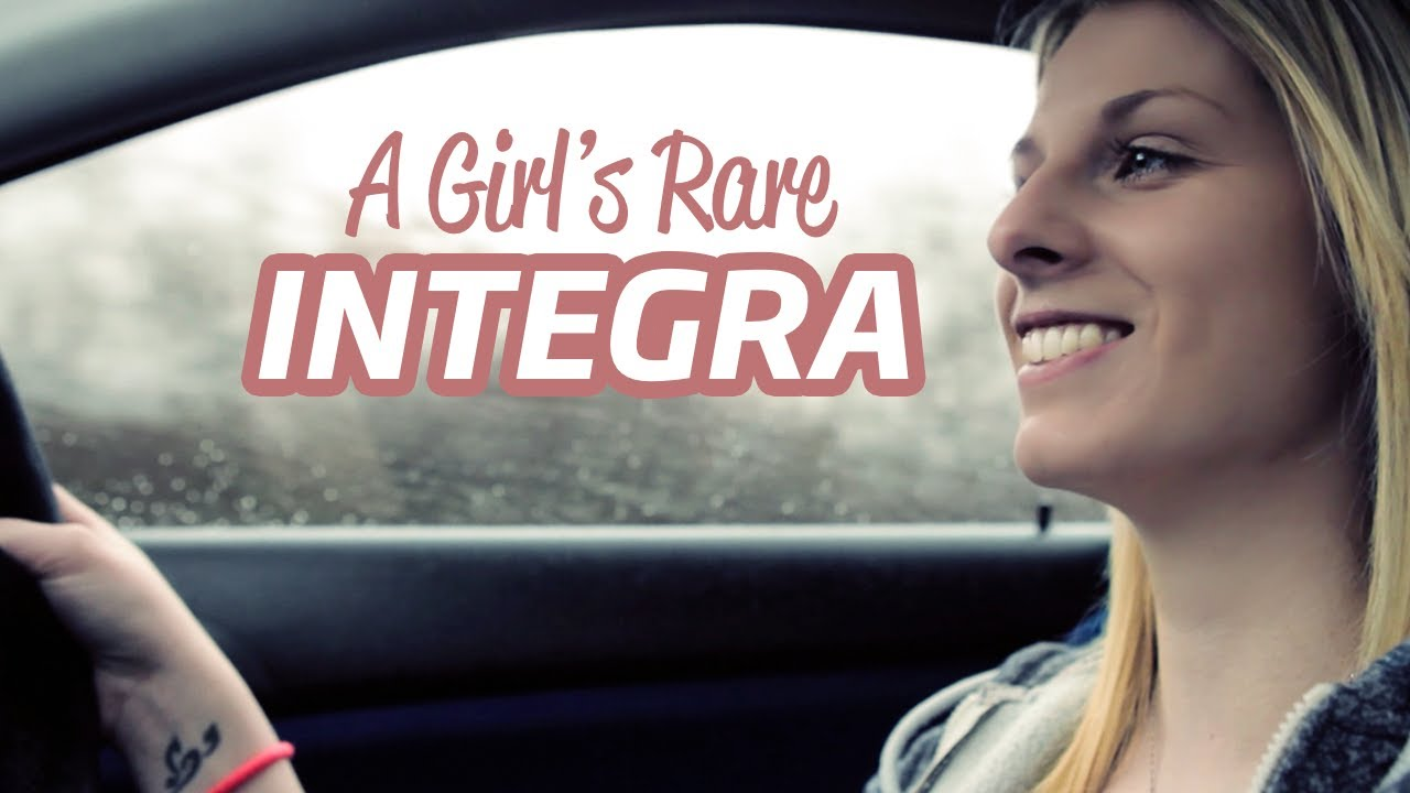 This Girl's Rare Integra DC5 Will Make Honda Fanboys Happy