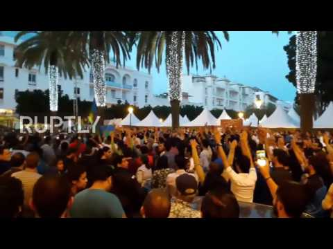 Morocco: Thousands rally in Rabat after fishmonger crushed to death in police incident