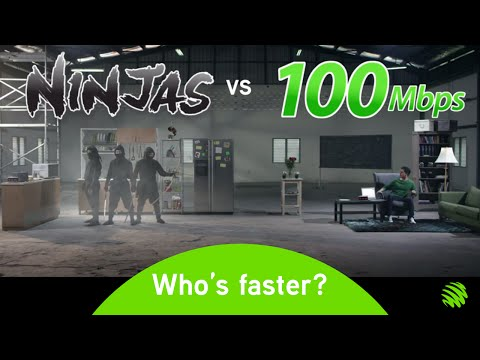 Maxis Home Fibre Internet Speed Challenge