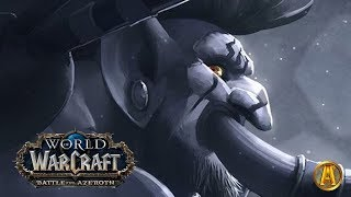 Vol'jin Meets Lich King \u0026 Bwonsamdi - ALL Cutscenes [8.1 WoW BFA: Tides of Vengeance]