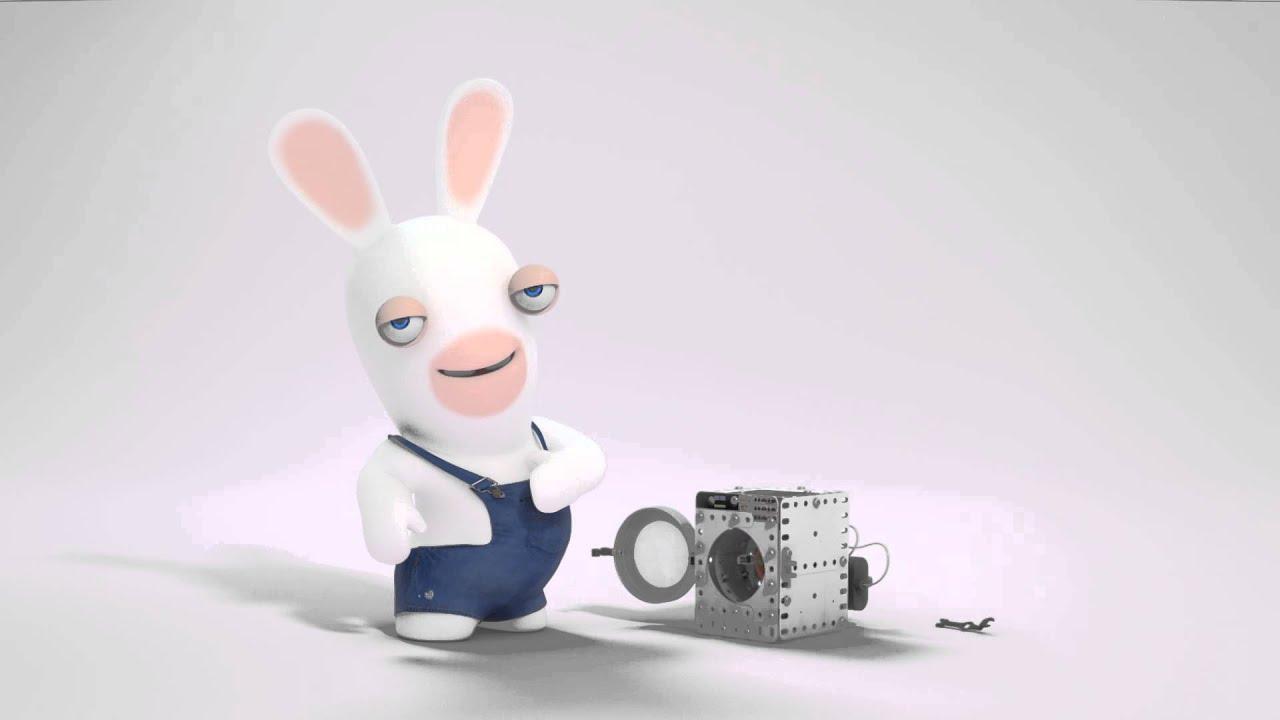 Turbo The Lapins Crétins & Meccano : des inventions déjantées ! [FR  CP55