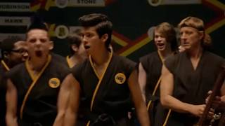 I Want It All - Cobra Kai tribute