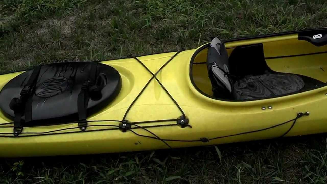 Whitewater Kayaks For Sale >> Perception Eclipse Sealion Kayak - YouTube