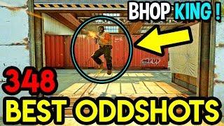 420 IQ KING of BHOP ! - CS:GO BEST ODDSHOTS #348