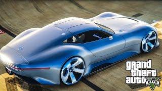 PojzPlaza - สุดยอดยานยนต์แห่งอนาคต (AMG Vision GT mod)