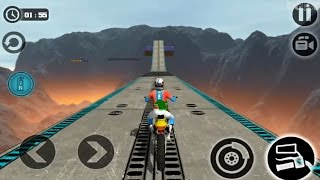 Impossible Motor Bike Tracks - Android Gameplay - Ep2 HD