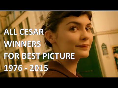 Tous les César du Meilleur film 19762015 Best Picture