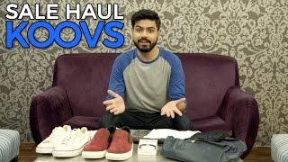 Online Sale Shopping Haul : Koovs | My First Shopping Haul